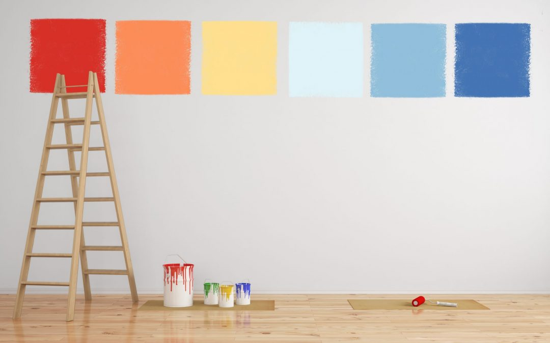 Repainting Your Office? The Color You Choose Could Impact Your Energy Efficiency